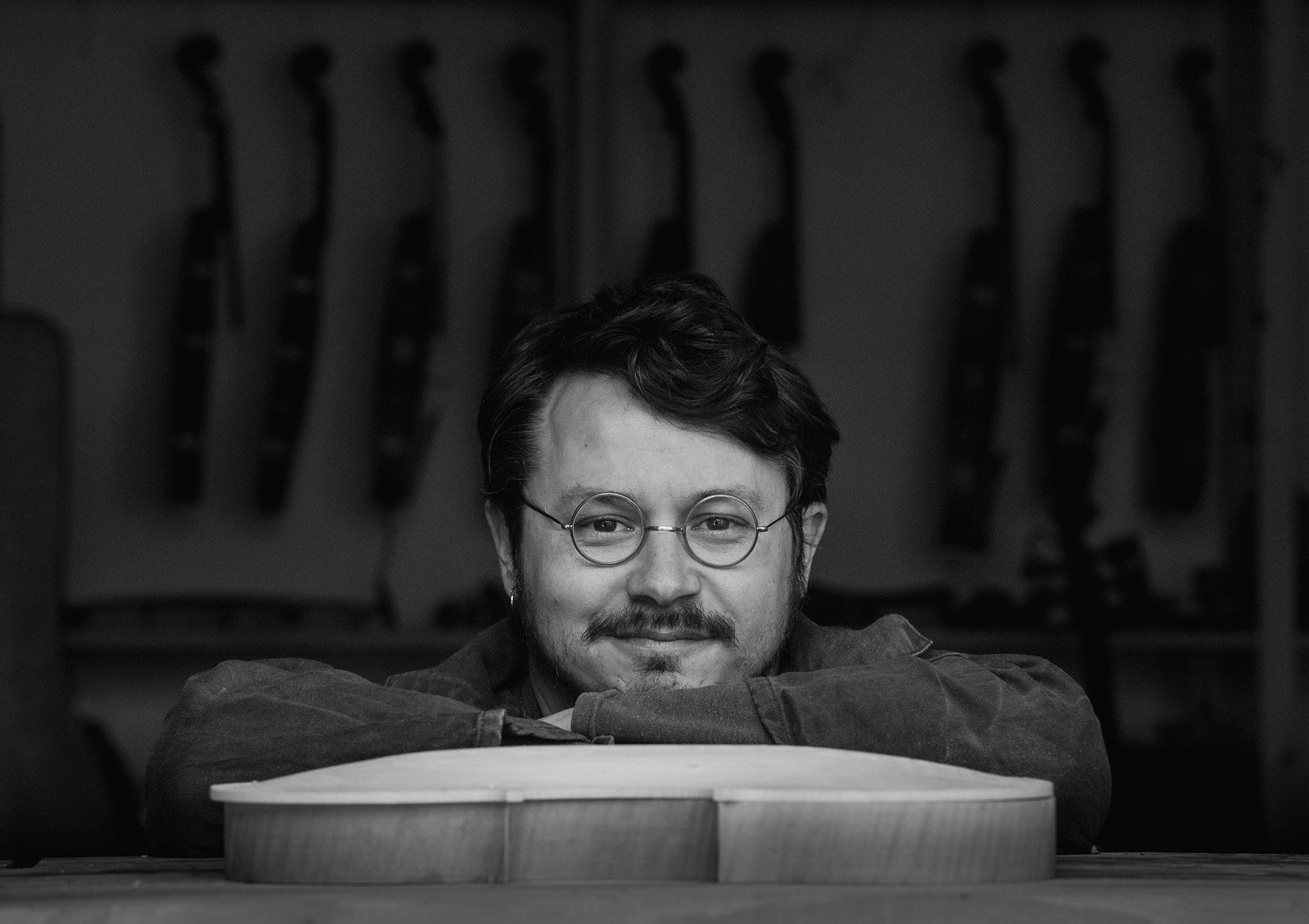 José Catoira - luthier